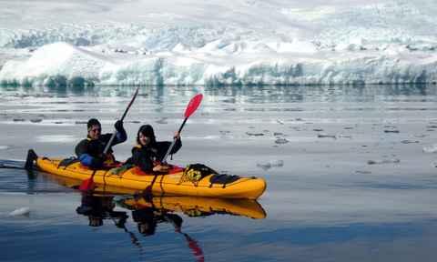 Antarctic Adventure Activities