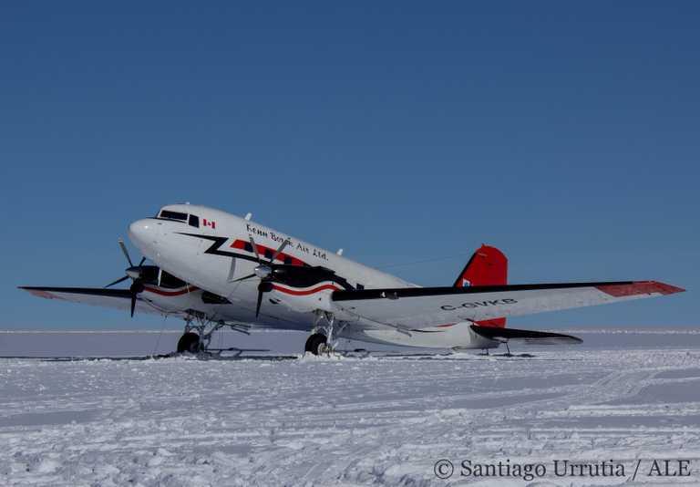 ALE_4_Santiago Urrutia-ALE_RTD_Basler_BT-67_aircraft_UnionGlacier2-e-resize