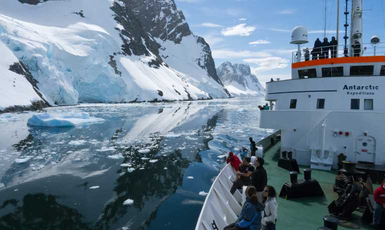 Journey to Antarctica's Weddell Sea