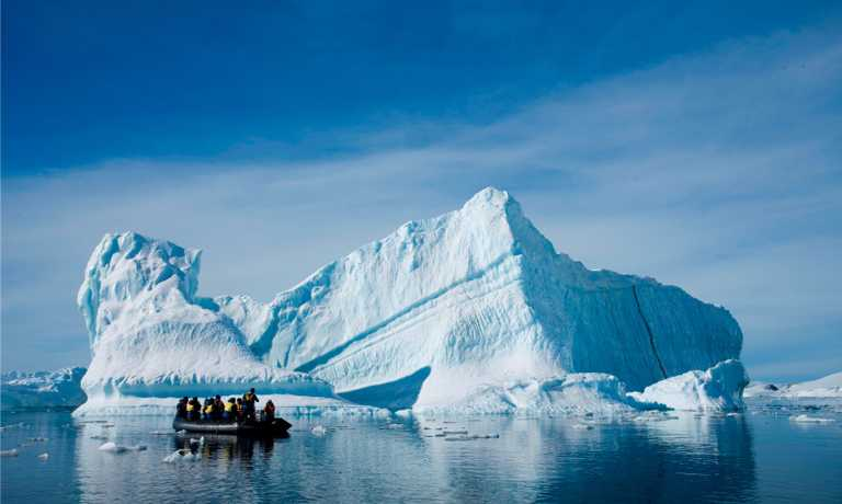 Antarctic Peninsula Exploration