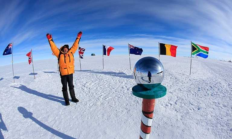 South Pole Expeditions