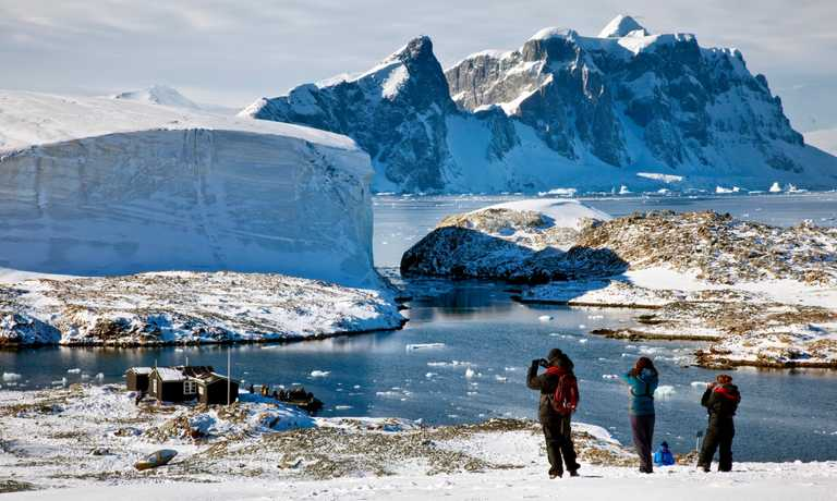 Destination Antarctica, Falklands & South Georgia