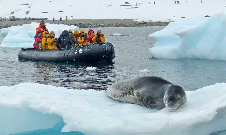 Antarctic Peninsula Classic