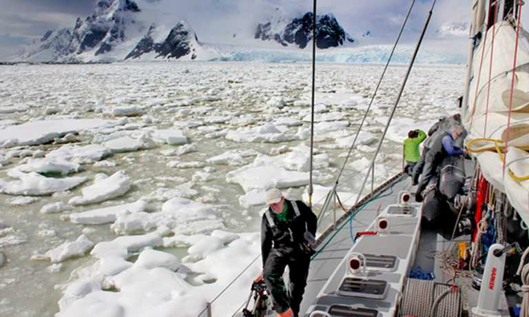 Antarctic Sailing Expedition